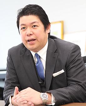 オプト代表取締役社長 金澤大輔