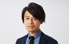 Senior Executive Officer Seiya Kurimoto