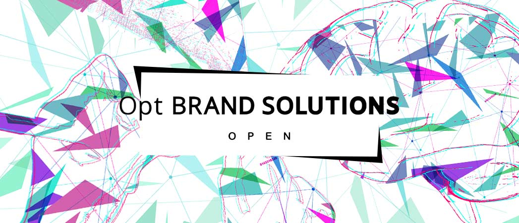 Opt BRAND SOLUTIONS OPEN
